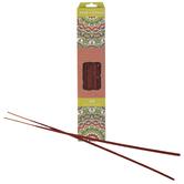Fragranced Incense Sticks, Sage & Citrus, 40 Pieces, 10 Inches