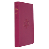 NLT Filament Thinline Reference Bible, Imitation Leather, Multiple Colors Available