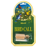 Toysmith, Bird Call, Wood & Brass, 2 inches