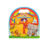 Noah And The Noisy Ark, The Beginner's Bible, by Zonderkidz, Board Book
