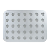 Swanson, Communion Cup Tray, Plastic, Multiple Colors Available, 9 1/2 x 13 inches