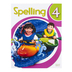 BJU Press, Spelling 4 Student Worktext, 2nd Ed, Copyright Update, Paperback, Grade 4