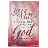 ThreeRoses, Psalm 46:10 Pass Along Cards, Pack of 10