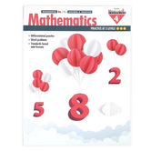Newmark Learning, Meaningful Mini-Lessons and Practice Mathematics Resource Book, 160 Pages, Grade 4