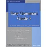 Easy Grammar Grade 3 Teacher