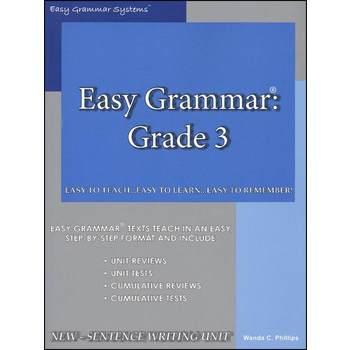 Easy Grammar Grade 3 Teacher