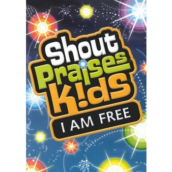I Am Free, by Shout Praises Kids, DVD