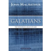 Galatians, MacArthur Bible Studies Series, by John F. MacArthur, Paperback