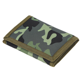 Stephen Joseph, Camouflage Bi-Fold Wallet, Ages 3 to 6 Years Old, 10 x 4 1/2 inches