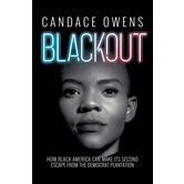 Blackout, by Candace Owens, Hardcover