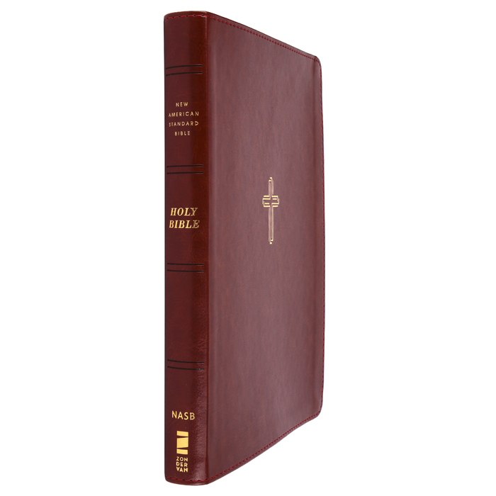 Nasb 95 Thinline Bible Large Print Imitation Leather Multiple Colors Available Mardel