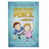 The Tuttle Twins and the Miraculous Pencil, Book 2, Paperback, 55 Pages, Grades K-6
