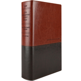 NKJV Life Application Study Bible, Imitation Leather, Multiple Colors Available