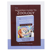 The Sassafras Guide to Zoology Science Activity Book, Paperback, Grades K-5