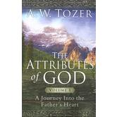 The Attributes of God, Volume 1 with Study Guide