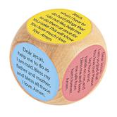 Faithworks, Childrens Prayer Cube, Wood, 1 1/4 inches
