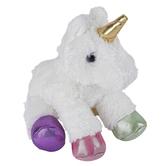 Aurora, Mini Flopsies, Prism the Unicorn Stuffed Animal, 8 inches