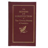 Little Books of Wisdom, The Signers of the Constitution, Hard Cover, 48 Pages, Grades 7-Adult