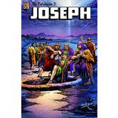 The Patriarchs Volume 3: Joseph, by Kingstone Media, Comicbook