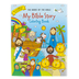 Zonderkidz, My Bible Story Coloring Book: The Books of the Bible, Paperback, 144 Pages, Ages 3 and up
