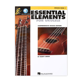 Essential Elements for Ukulele, Book 1, by Marty Gross, Songbook