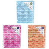 Carolina Pad, Zip It Binder Sleeve, Multiple Colors Available, 11 1/2 x 8 3/4 inches
