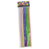 Tree House Studio, Chenille Stems, 12 x 1/4 Inches, Assorted Pastels, 50 Count