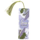 Salt & Light, 2 Peter 3:18 Grow In Grace Tassel Bookmark, 2 1/4 x 7 inches