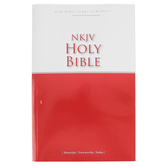 NKJV Economy Outreach Bible, Paperback