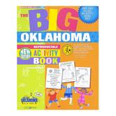 Gallopade, The BIG Oklahoma Reproducible Activity Book, Paperback, 96 Pages, Grades 2-8