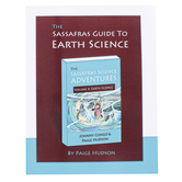 The Sassafras Guide to Earth Science Activity Book, Paperback, Grades K-5