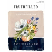 TruthFilled Bible Study Book, by Ruth Chou Simons, Paperback