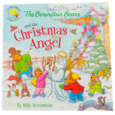 Berenstain Bears and the Christmas Angel, by Mike Berenstain, Paperback