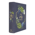 NIV Artisan Collection Bible, Hardcover, Navy Floral Design