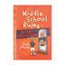 The Middle School Rules of Brian Urlacher, by Sean Jesnsen, Hardcover