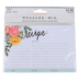 the Paper Studio, Floral Recipe Cards, 4 x 6 inches, 25 Cards