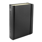 ESV Single Column Journaling Bible, Hardcover, Black