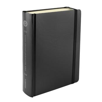 ESV Single Column Journaling Bible, Hardcover, Black