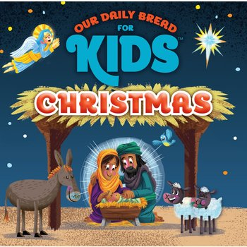 Our Daily Bread for Kids: Christmas, by Various Artists, CD