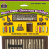Teacher Created Resources, Home Sweet Classroom Birthdays Mini Bulletin Board Set, 58 Pieces