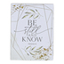 Dexsa, Psalm 46:10 Be Still & Know Magnet, 3 x 4 inches