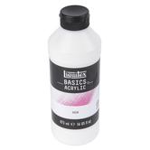 Liquitex, Basics Acrylic Gesso, White, 16 Fluid Ounces