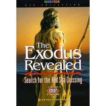 Exodus Revealed : Searching for the Red Sea Crossing