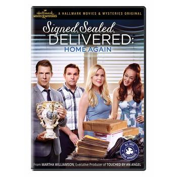Signed, Sealed, Delivered: Home Again, DVD