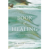 The One Year Book of Healing, by Reggie Anderson and Jennifer Schuchmann