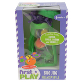 Melissa & Doug, Bug Jug Fill and Spill, Plush, 5 Pieces, Ages 6 Months and Older