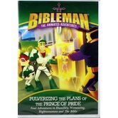 Bibleman: Pulverizing The Plans of The Prince Of Pride, DVD