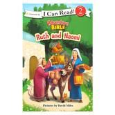 Zondervan, Adventure Bible: Ruth and Naomi, David Miles, Paperback