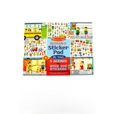 Melissa & Doug, Reusable Sticker Pad My Town, Ages 3 Years and Older, 205 Pieces