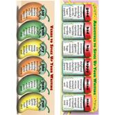 McDonald Publishing, Spice Up Your Writing 2-Sided Bookmarks, 2 x 6 Inches, Pack of 36
